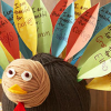Favorite Thanksgiving Traditions from North Texas Kids Readers & Cookbook Giveaway