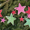 Stars Galore - Salt Dough Winter Craft for Kids