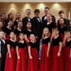 An evening of patriotic song performed by the Younger Generation Chorus