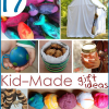 17 Kid Friendly Homemade Christmas Gifts