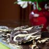Passover Desserts: Marble Chocolate Matzoh