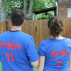 Baseball Themed Engagement Party