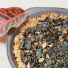 Vegun Recipes: North African–Inspired Kale Pie