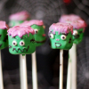 Kid Friendly Halloween Treats: Franken Pops