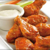 Spicy Chicken Wings with Dip