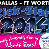 Kickstart 2014 with Family Friendly Fun in North Texas!