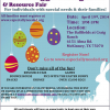 Easter Eggstravaganza and Resource Fair for Special Needs Families