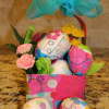 Easter Egg Decorating Idea #1: Papier Mache