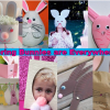 11 Bunny Crafts for Kids