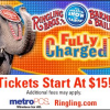 Ringling Bros. Fully Charged is Coming to Town in August
