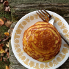 Gluten Free and Dairy Free Pumpkin Pancakes