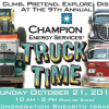 Family Fun at Truck Time 2012