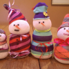 Easy Kids Crafts: Cutest Snowman Craft Ever!