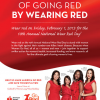 National Wear Red Day this Friday, February 1st