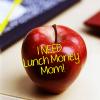 I Need Lunch Money Mom