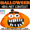 Halloween Kids Art Contest - Win $30 Gift Card to Michael's