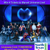 1 Day FLASH GIVEAWAY - Win 4 Tickets to Marvel Universe Live!