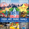 Eat up the Fun at Taste of Dallas