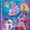 4 DAY FLASH GIVEAWAY: Barbie Starlight Adventure Blu-Ray DVD