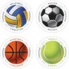 New Sports Themed Postal Stamps Coming in June