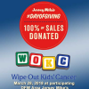 Get a Sub at Jersey Mike's on March 28th and Help Wipe Out Kids' Cancer
