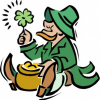 St. Patricks Day Game: Word Scramble