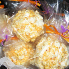 Old Fashioned Halloween Popcorn Balls