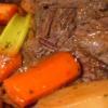 Quick Family Meals: Crock Pot Easy Roast