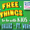 30+ FREE Things to do with Kids in Dallas – Fort Worth