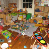 10 Ways to Knock Out Your Kid's Clutter