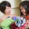 Coaching Kids through Chores Builds Self-Worth