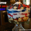 4th of July Dessert that your kids can help make!
