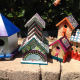 Easy Kids Crafts: Paint a Birdhouse