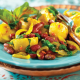 Vegan and Gluten Free Caribbean Red Bean, Spinach and Potato Curry Recipe