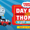 Enjoy a Day Out with Thomas at the Grapevine Vintage Railroad