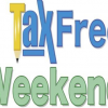 Sales Tax Free Weekend August 11-13, 2017