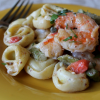 Summer Recipes: Shrimp and Tortellini Salad with Sauce Ravigote