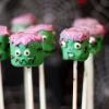 Kid Friendly Halloween Treats: Franken Pops