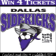 Win Tickets to See Dallas Sidekicks Dec 14th Home Game