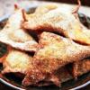 Thanksgiving Recipes: Pumpkin Pie Wontons