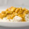 Chicken Curry with Cauliflower
