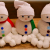 Round Up: 10 Winter & Christmas Crafts for Kids