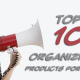 Top 10 Organizing Products for 2014