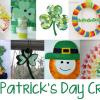 9 St. Patrick's Day Crafts