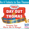Win Tickets to See Day out with Thomas at Grapevine Vintage Railroad