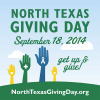 North Texas Giving Day is Thursday, Sept 18th