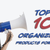 Top 10 Organizing Products for 2015
