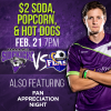 Fan Appreciation Night – Cheer on your Dallas Sidekicks!