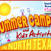 2015 Guide to DFW Summer Camps and Kids Activities