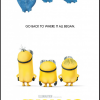 FIND BOB for a chance to win a MINIONS family four-pack!
